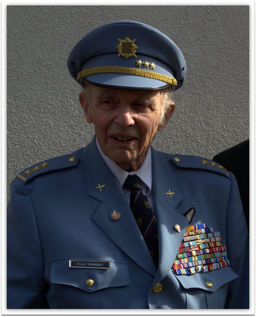 Místopředseda Spolku pro zachování odkazu českého odboje