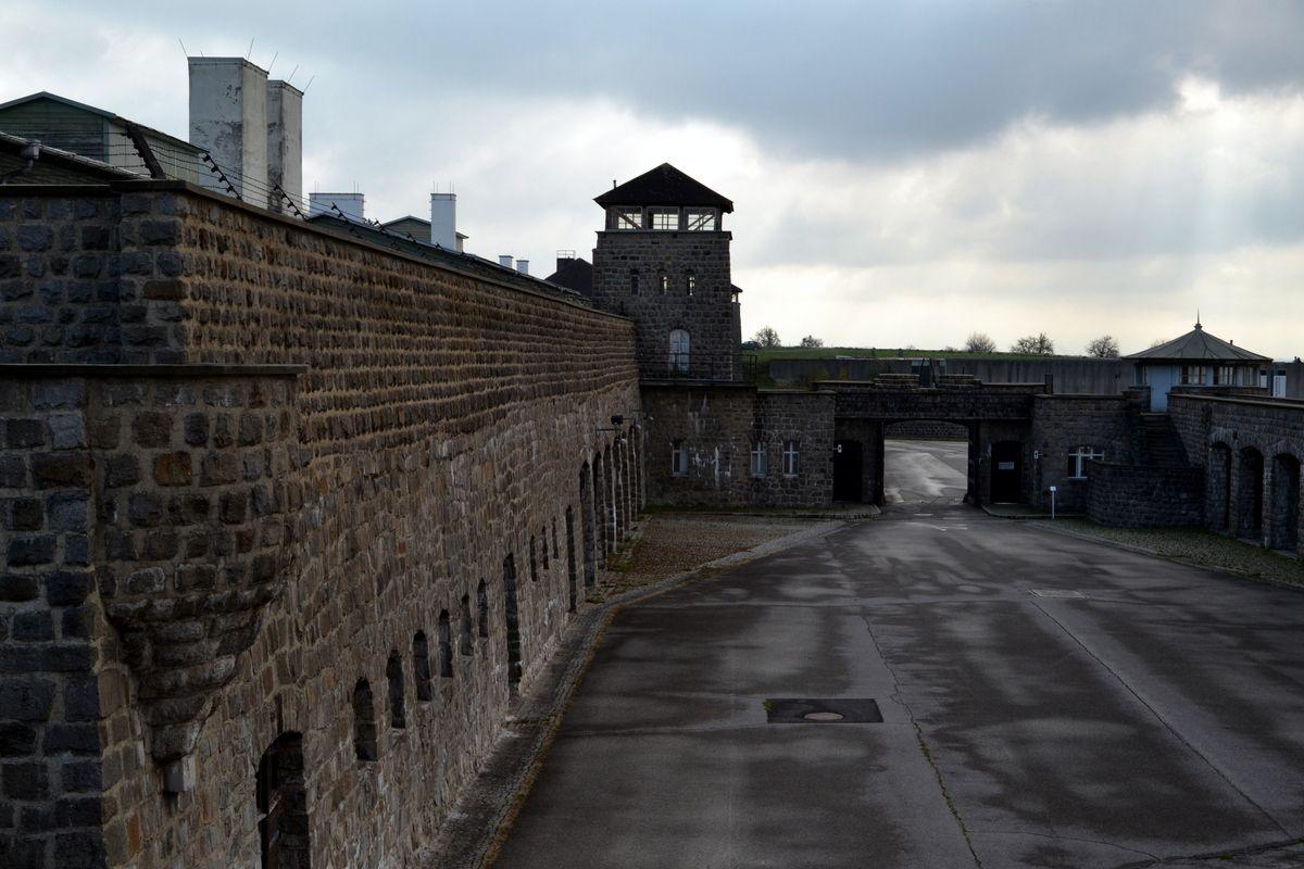 Navstivili Jsme Mauthausen Spolek Odboje